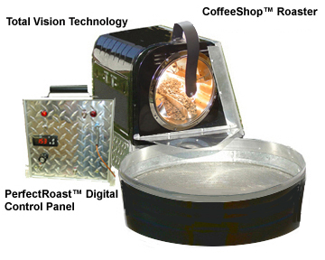 9 pound coffee shop roaster